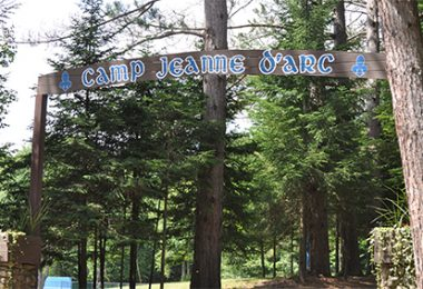 Welcome to Camp Jeanne d'Arc, Overnight Summer Camp for Girls, NY