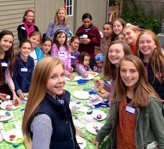 JDA Girls Summer Camp Open House