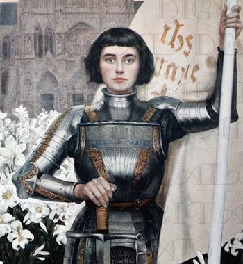 Jeanne d'Arc, Joan of Arc