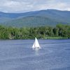 Sailing at Camp Jeanne d'Arc Summer Camp for Girls
